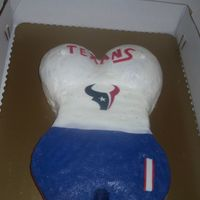 Texans Cheerleader