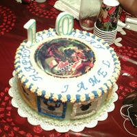 Jamel_Birthday.jpg This is a birthday cake for my nephew he loves bakugan. So I made him a bakugan cake.