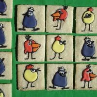 Peep And The Big Wide World Cookies This is my son's favorite show. The other day I made these while he napped, for a suprise. He loved them. I'll probably make them...