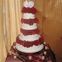 Sapna's Wedding Cake