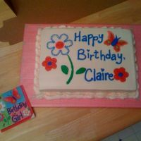 Claire's Birthday WASC with BC