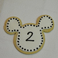 Mickey Mouse Cookies Mickey Mouse Cookies made with NFSC and Antonias Icing.