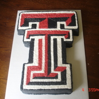 Texas Tech   Texas Tech cake. Chocolate Fudge Cake with Buttercream Icing.