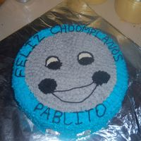 Thomas The Tank Engine This was a cake for my SIL son's bday. I had to do the Dora cake the same day. I couldn't find anything Thomas at any store. So I...