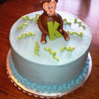 Monkey Baby Shower