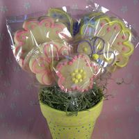 107_2005.jpg This is my first cookie bouquet! It was easy and fun to make!
