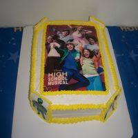 High School Musical And Power Rangers Cake My daughter recently turned 5 and is requested a High School Musical and Power Ranger birthday cake. Thank goodness I have my edible image...