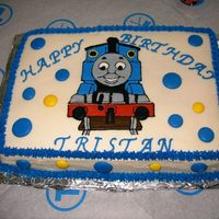 S_Birthday_002.jpg   This was for my son's 2nd birthday. Thomas the Tank Engine is done in color flow.