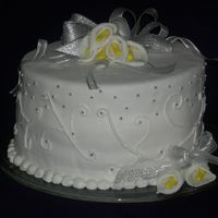 Antonela I made this cake for a surprise quince party for a girl whose family could not afford a huge bash. The youth group got together and had a...