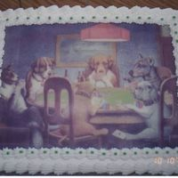 "Cheatin' At Poker This was for a friend of my husband's birthday. When his wife said ""Something to do with Poker"", my husband and I instantly..."