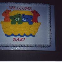 Noahs_Ark.jpg This was a shower cake for my cousin. I used the pan insert from the Wilton pan, scanned it, and put it in my projector.