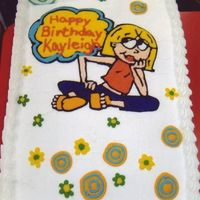Lizzy Maguire This one was ordered by a customer for her daughter's birthday.