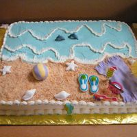 Lulu.jpg   I tried to do a surf coming in, but it turned out a little lame!! LOL. I got the idea from a cake central member. thanks for looking.