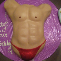 Birthday Wish I made another cake similar to this about a month ago for a bachelorette party for a friend and my sister loved it so for her birthday I...