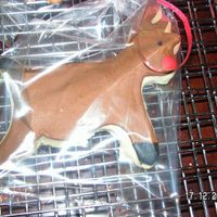 Rudolph Christmas Cookies