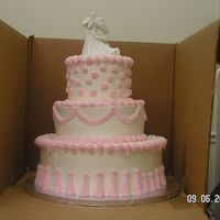 Wedding Cake For Class 4
