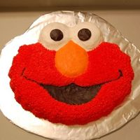 Elmo Face - Wilton Pan