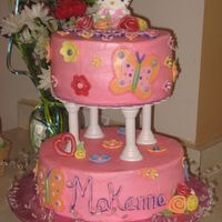 "Hello Kitty This was for my daughter this past weekend. She turned 6! Hello kitty cake was a ""must have"" for her. We were happy with how it..."