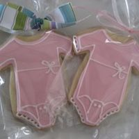 Baby Shower Onie Cookies This is NFS with Antonia's icing. These are my first baby cookies and I had so much fun decorating them. Thanks for looking.