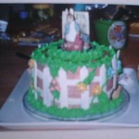0030.jpg Also Peter Rabbit or Beatrix Potter, great as a baby shower cake