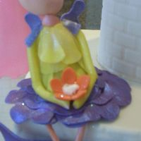 Fairy Princess Tinkerbell Castle