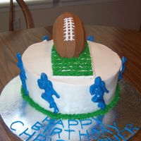 100_4335.jpg Birthday cake for my 14 yr-old son who is a true football fan.