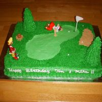 Golf_Cake_002.jpg Golf cake with little gofer coming out of ground. That was a friends request.