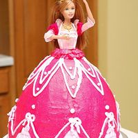 Dancing Princess This is a birthday cake made for my niece before finding this forum. Her skirt is all buttercream (her top is a doll top from one of my...