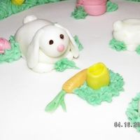 Detail Shot   mmf bunny with carrot