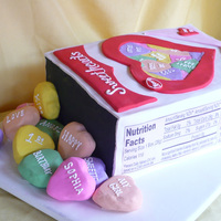 Conversation Heart Box