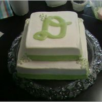 Weddingcake.jpg   for a friends informal wedding, all buttercream