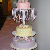 Wendy's Baby Shower Cake