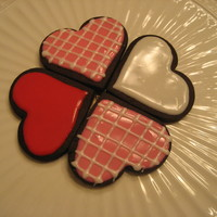 Valentine Cookies NFSC with Toba's glace