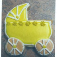 Baby Buggy For Baby Shower Thank You's This is one of seven made for a baby shower