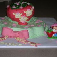 Strawberry Shortcake I did this cake for my niece's 4th birthday. She had been telling me for months that she wanted a Scooby Doo Mystery Machine cake,...