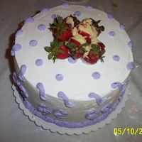 Purple And Strawberries 2