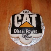 Diesel Power My first ccc. Pretty easy thanks to cake central. Made this for my dad's birthday, he was a heavy equipment operator and the D10R is...