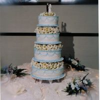 Joyce's Wedding Cake