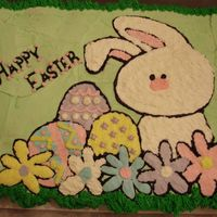School Easter Party This is a cupcake cake for a teacher friend of mine that has a first grade class. She requested something simple. When I taught school I...