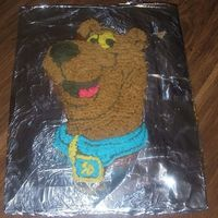 Scooby Doo I had been selling cake pans on eBay for a while, and thought I would try one... SO this is the cake that started the cake making for me...