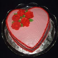 Valentines Day   Made one for my Wife, took it to her work... I did this at 1am valentines morning to surprise her... it worked... it was delicious.