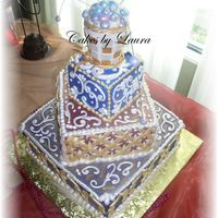 Moroccan Theme For Birthday Boy And Girl