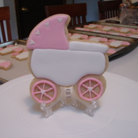 Baby Carriage Favors I made these for my Nephew and his wife's baby shower this past weekend. NFSC/RI