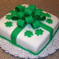 St. Patricks Day Birthday
