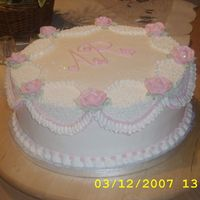 Sta43529.jpg a quick birthday cake. i took this inspiration from a fellow cc'r.all buttercream
