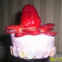 Mini Strawberry Short Cake