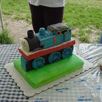 Thomas With Wheels Completed Thomas with Wheels