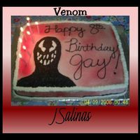 Jayscake.jpg Venom from Spider-Man Cake