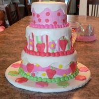 5Th_Bdayprty_002.jpg  i copied this strawberryshort cake from the wiltons cake book. I made this cake for my daughters 5th birthday, the girls loved it. now they...