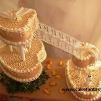 Ivory Weddingcake